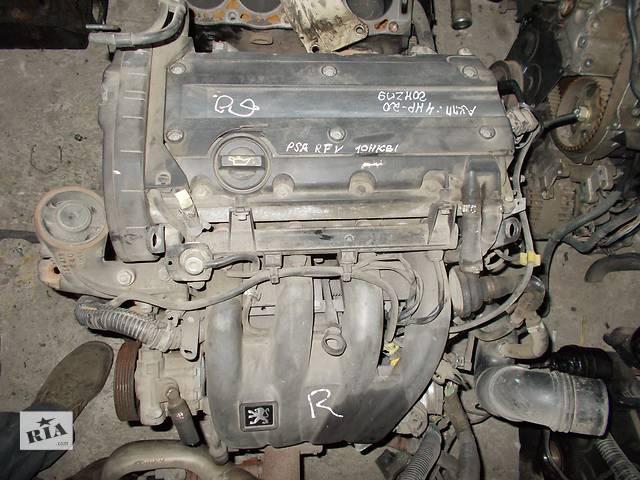 купить бу Б/у Двигатель Peugeot 806 2,0 бензин 16V № PSA RFV 1998-2000 в Стрые