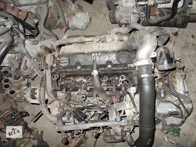 купить бу Б/у Двигатель Peugeot 806 2,0hdi № PSA RHZ 1999-2002 в Стрые
