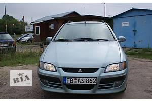 б/у Капоты Mitsubishi Space Wagon