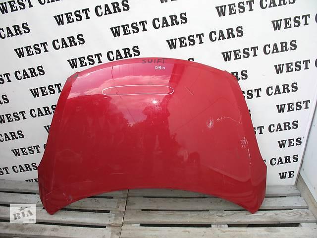 купить бу б/у Детали кузова Капот Легковой Suzuki Swift Hatchback (5d) 2010 в Луцке