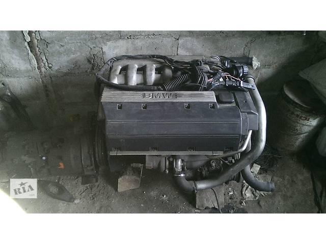купить бу Б/у Двигатель   для седана BMW 525tdi в Бердичеве