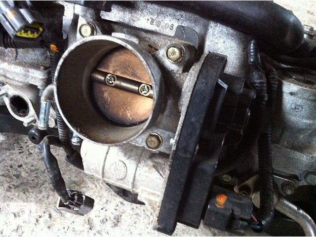 Б/у Дросельная заслонка 2.0 бензин(EJ-20) Subaru Forester Хэтчбек 2005-2007г- объявление о продаже  в Львове