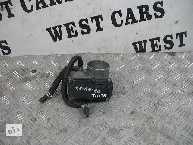 купить бу Б/у дросельная заслонка/датчик для легкового авто Toyota Auris в Луцке