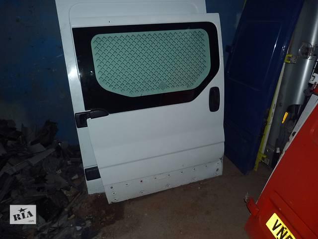 продам Б/у дверь боковая сдвижная для автобуса Renault Trafic, Рено Трафик бу в Черкассах
