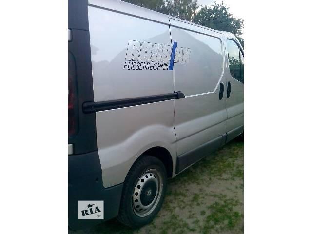 купить бу Б/у дверь боковая сдвижная для грузовика Renault Trafic Opel Vivaro, Nissan Primastar в Ковеле