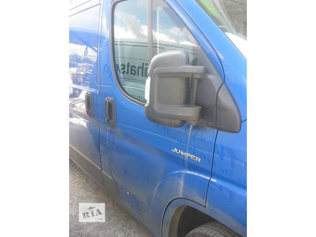 купить бу Б/у дверь передняя Citroen Jumper 2006- в Ровно