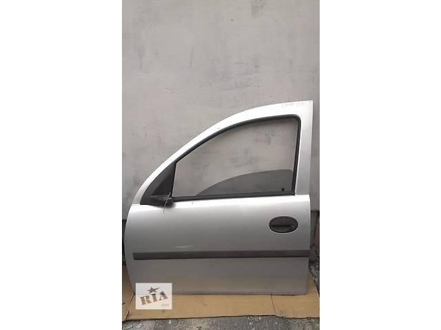 Б/у дверь передняя для легкового авто Opel Combo- объявление о продаже  в Ковеле
