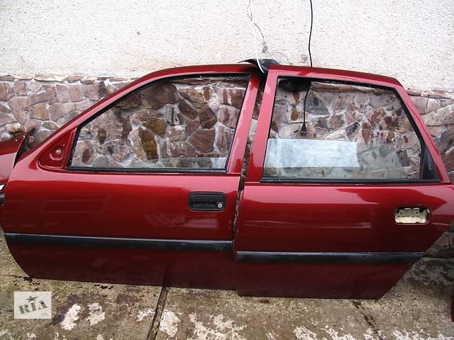 продам Б/у дверь передняя для легкового авто Opel Vectra A бу в Тернополе