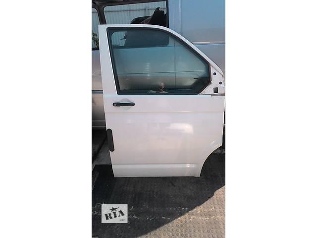 продам Б/у дверь передняя для легкового авто Volkswagen T5 (Transporter) бу в Яворове (Львовской обл.)