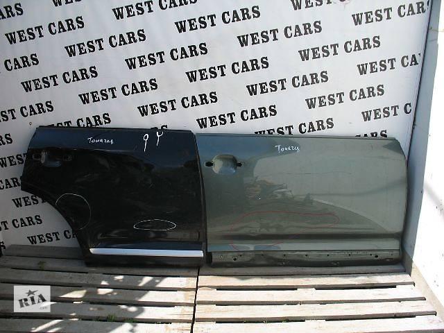 бу Б/у дверь передняя для легкового авто Volkswagen Touareg 2006 в Луцке