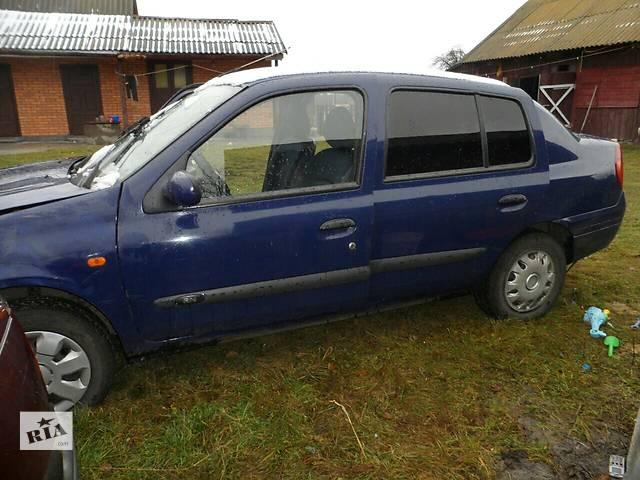 продам Б/у дверь передняя для седана Renault Symbol бу в Ровно