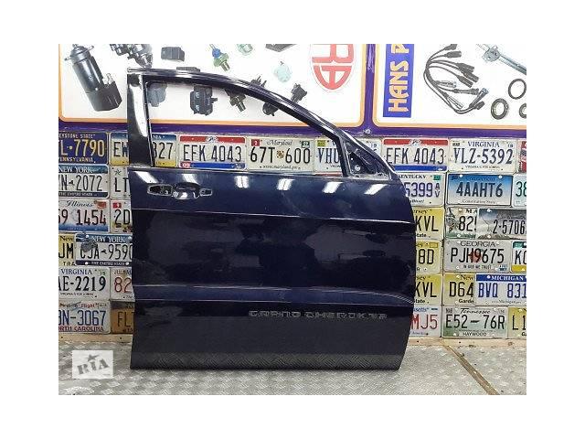 продам Б/У двері ліва сторона, перед для JEEP GRAND CHEROKEE 2011-2019 3.6 L, 8AT, 4WD В НАЯВНОСТІ бу в Києві