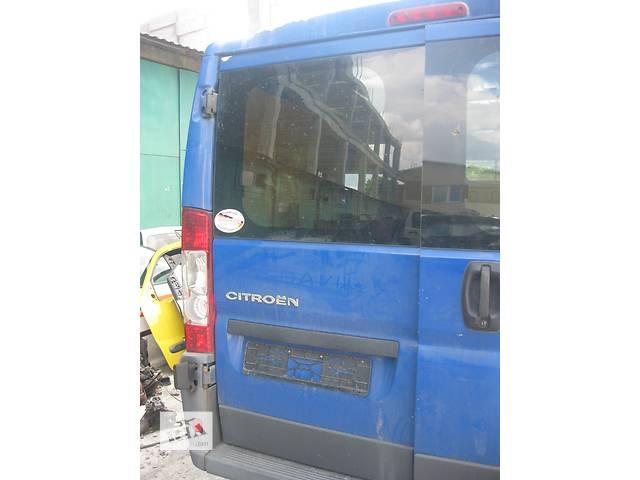 бу Б/у дверь задняя Citroen Jumper 2006- в Ровно