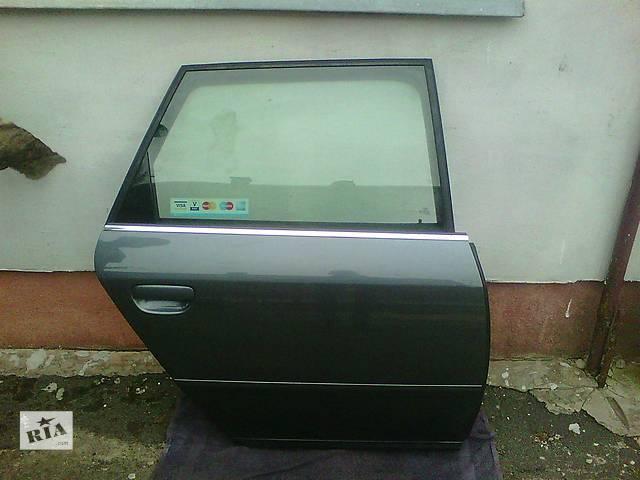 продам Б/у дверь задняя для легкового авто Audi A6 C5 рестайлинг бу в Ковеле