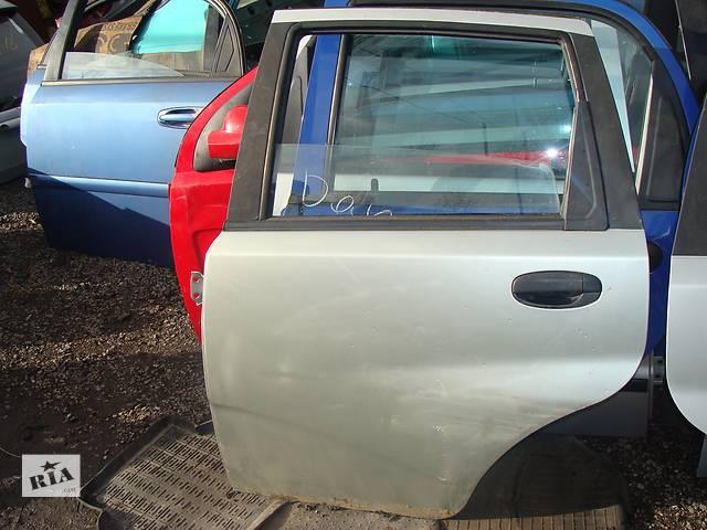 бу Б/у дверь задняя для легкового авто Chevrolet Aveo Hatchback (5d) в Черкассах