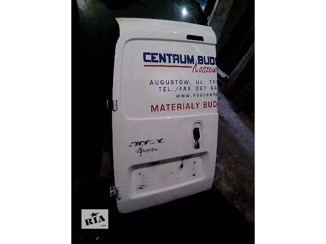 бу Б/у дверь задняя для легкового авто Citroen Nemo в Ковеле