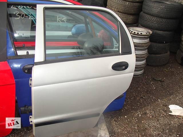 продам Б/у дверь задняя для легкового авто Daewoo Matiz бу в Черкассах