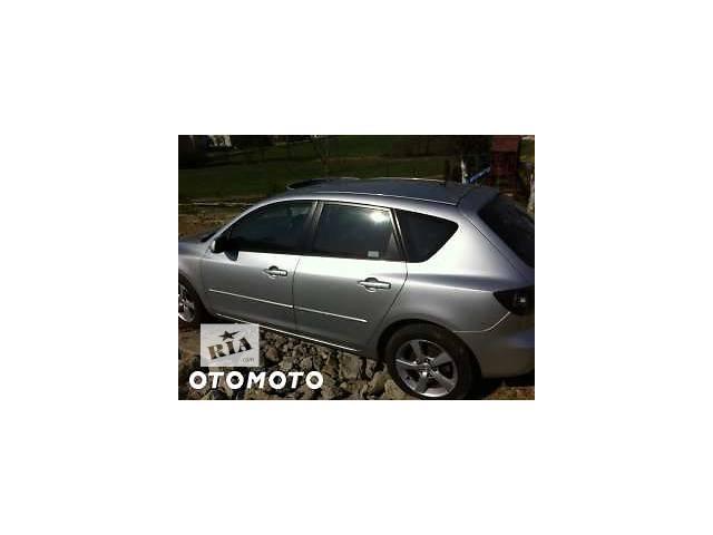 Б/у дверь задняя для легкового авто Mazda 3 Hatchback- объявление о продаже  в Ровно