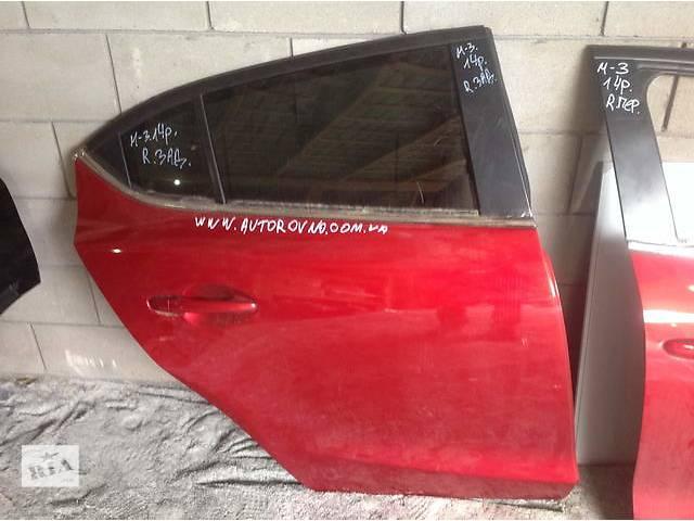 Б/у дверь задняя для легкового авто Mazda 3- объявление о продаже  в Ровно