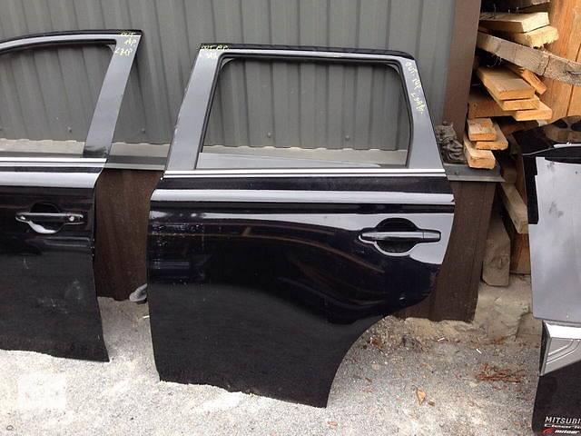 купить бу Б/у дверь задняя для легкового авто Mitsubishi Outlander в Ровно