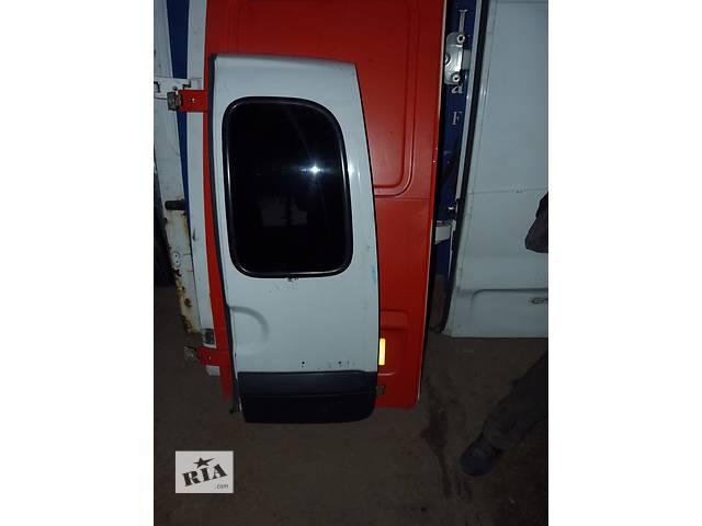 купить бу Б/у дверь задняя для легкового авто Renault Kangoo в Черкассах