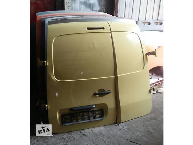 бу Б/у Дверь задняя для Renault Kangoo Рено Канго Кенго 1,5 DCI К9К B802, N764 2008-2012 в Луцке