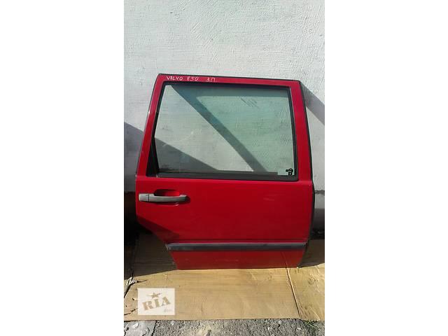 бу Б/у дверь задняя для седана Volvo 850 в Ковеле