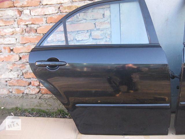 Б/у дверь задняя для легкового авто Mazda 6- объявление о продаже  в Львове
