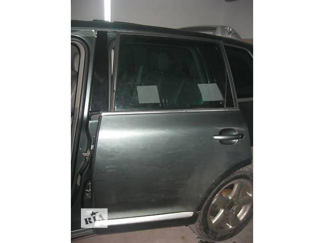 продам Б/у дверь задняя Volkswagen Touareg бу в Ровно