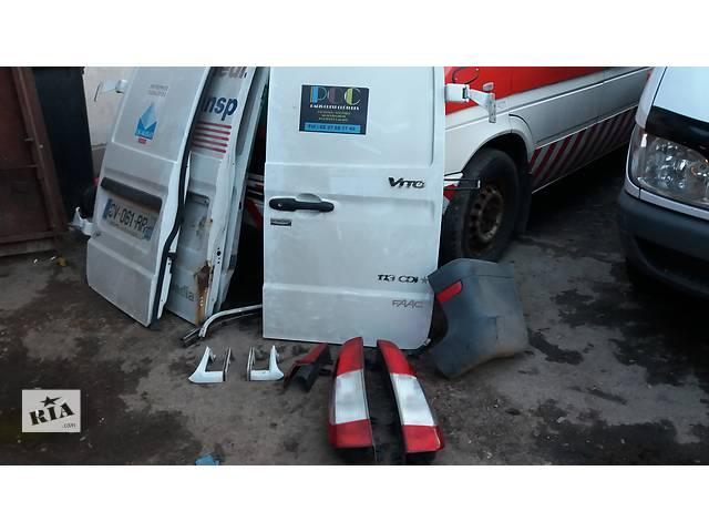 купить бу Б/у двери задние для микроавтобуса Mercedes Vito в Тернополе