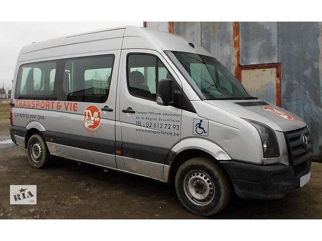 продам Б/у Двери/багажник и компоненты Автобусы Volkswagen Crafter Вольсваген Крафтер 2,5 W906 2006-2012г.г бу в Луцке