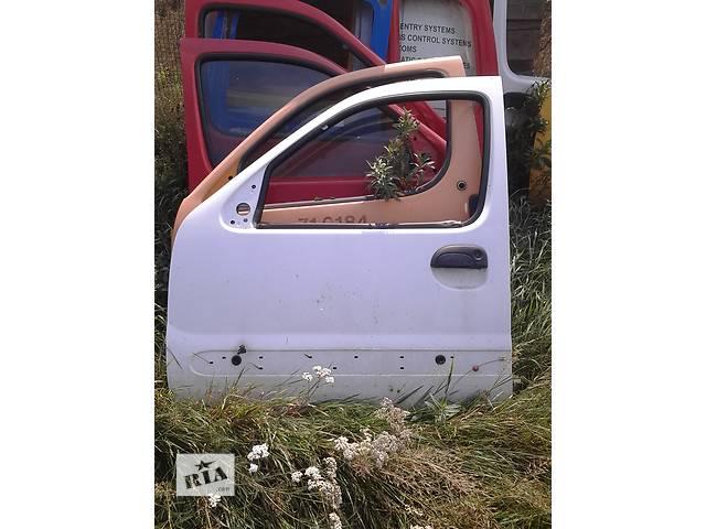 продам Б/у двери передния для легкового авто Renault Kangoo бу в Ковеле
