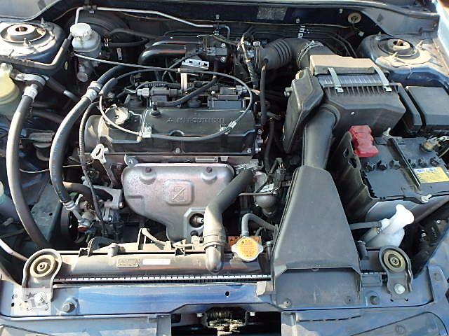 Б/у двигатель 1.6  Mitsubishi Lancer 2006- объявление о продаже  в Львове