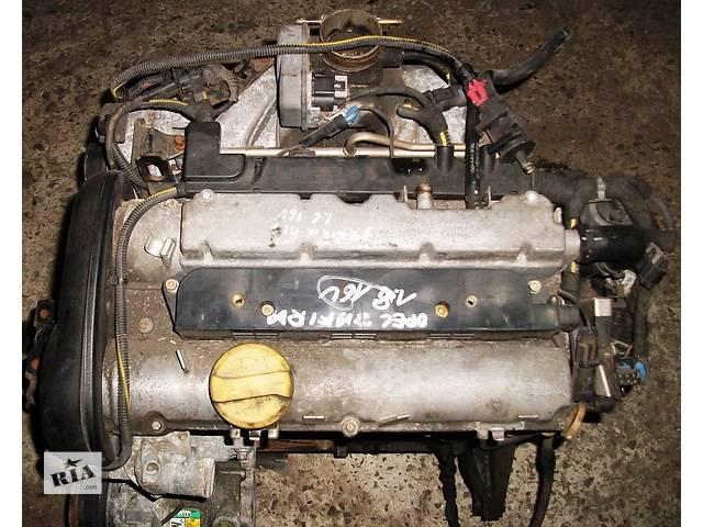 Б/у Двигатель 1,8л 16 клапанный Опель Зафира Opel Zafira 1,6 16v 2003- объявление о продаже  в Рожище