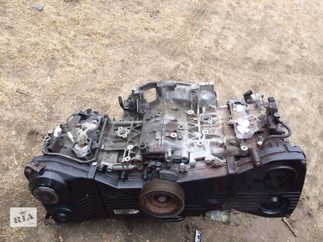 продам Б/у двигатель 2.0 (ej 20)  Subaru Forester 03-07 бу в Львове