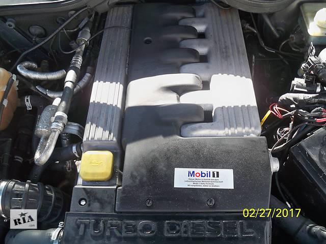 бу Б/у двигатель 2.5д для Opel Omega B в Чечельнике
