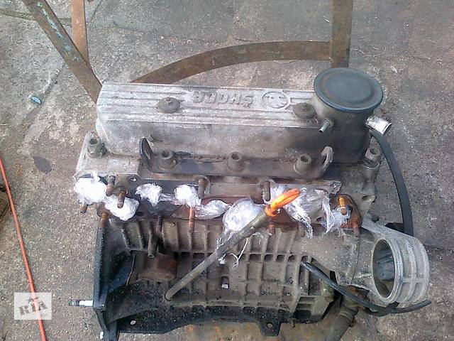 продам Б/у Двигатель 781.135 50KW SKODA FELICIA 1.3 MPI FAVORIT бу в Киеве