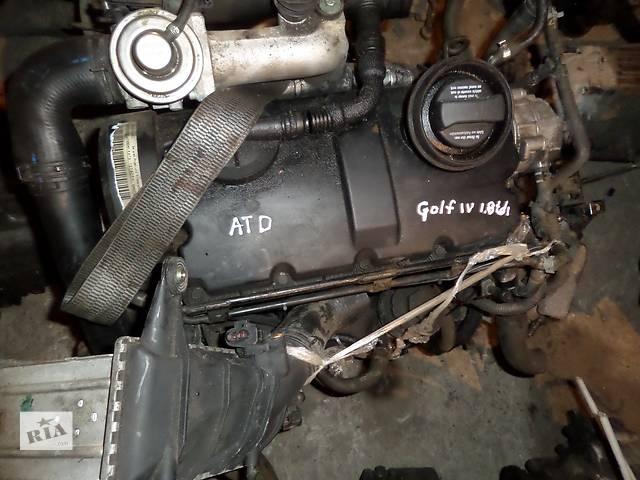 Б/у Двигатель Audi A3 1.9 tdi № ATD 2000-2003- объявление о продаже  в Стрые