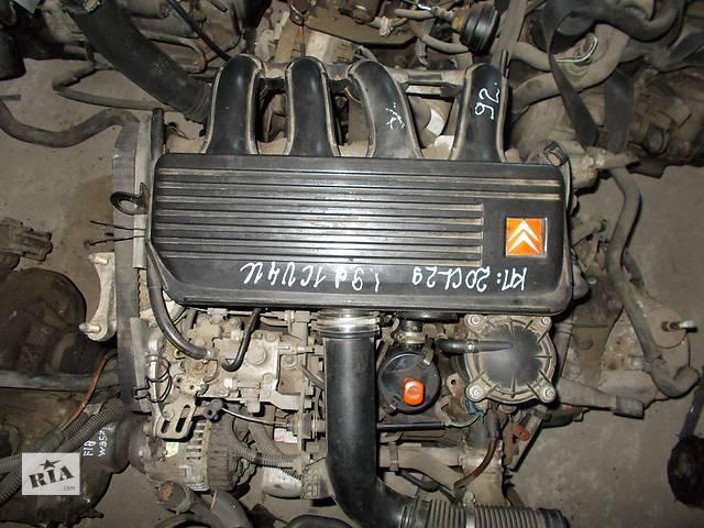 Б/у Двигатель Citroen C25 1,9d № D9B 1987-1994- объявление о продаже  в Стрые