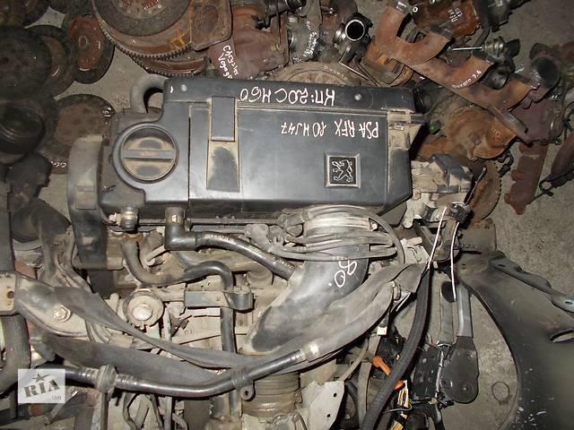 купить бу Б/у Двигатель Citroen Evasion 2,0 бензин PSA RFX в Стрые