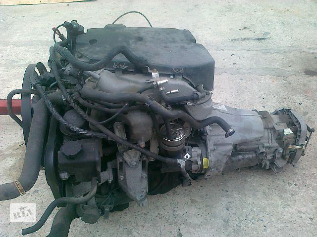 продам Б/у двигатель для автобуса Mercedes Sprinter бу в Ровно