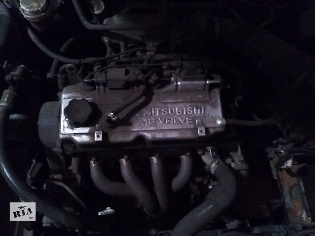 продам Б/у двигатель для хэтчбека Mitsubishi Carisma 1999 бу в Львове