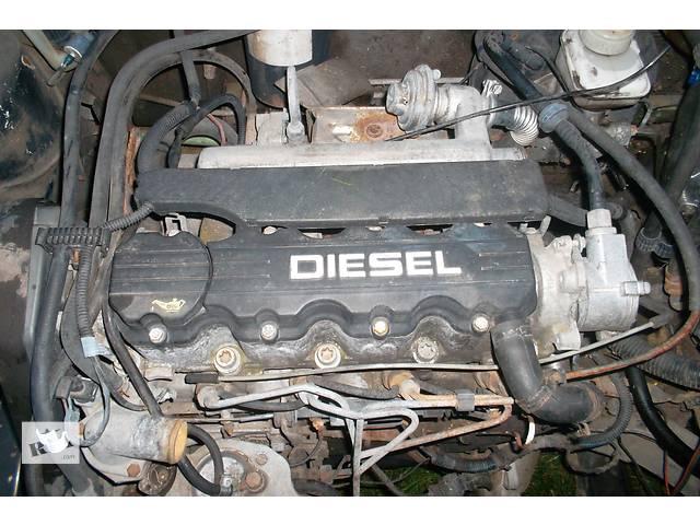 Б/у двигатель для хэтчбека Opel Astra F- объявление о продаже  в Луцке