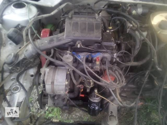 бу Б/у двигатель для хэтчбека Volkswagen Golf II в Ивано-Франковске