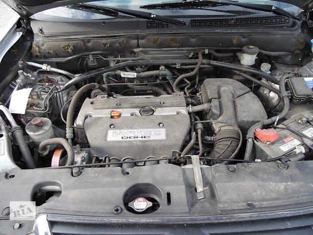 Б/у двигатель для кроссовера Honda CR-V- объявление о продаже  в Киеве