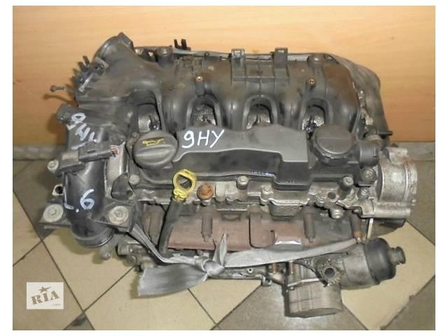 бу Б/у двигатель для легкового авто Citroen Berlingo 1.6 в Ужгороде