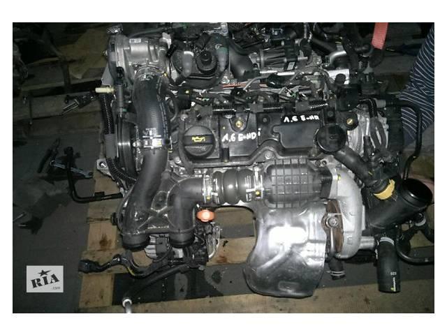купить бу Б/у двигатель для легкового авто Citroen C4 1.6 HDI в Ужгороде