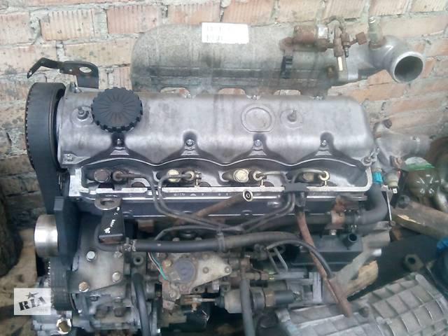 бу Б/у двигатель для легкового авто Citroen Jumper в Львове