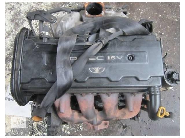 купить бу Б/у двигатель для легкового авто Daewoo Nubira 2.0 в Ужгороде