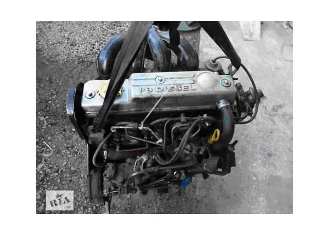 Б/у двигатель для легкового авто Ford Escort- объявление о продаже  в Снятине